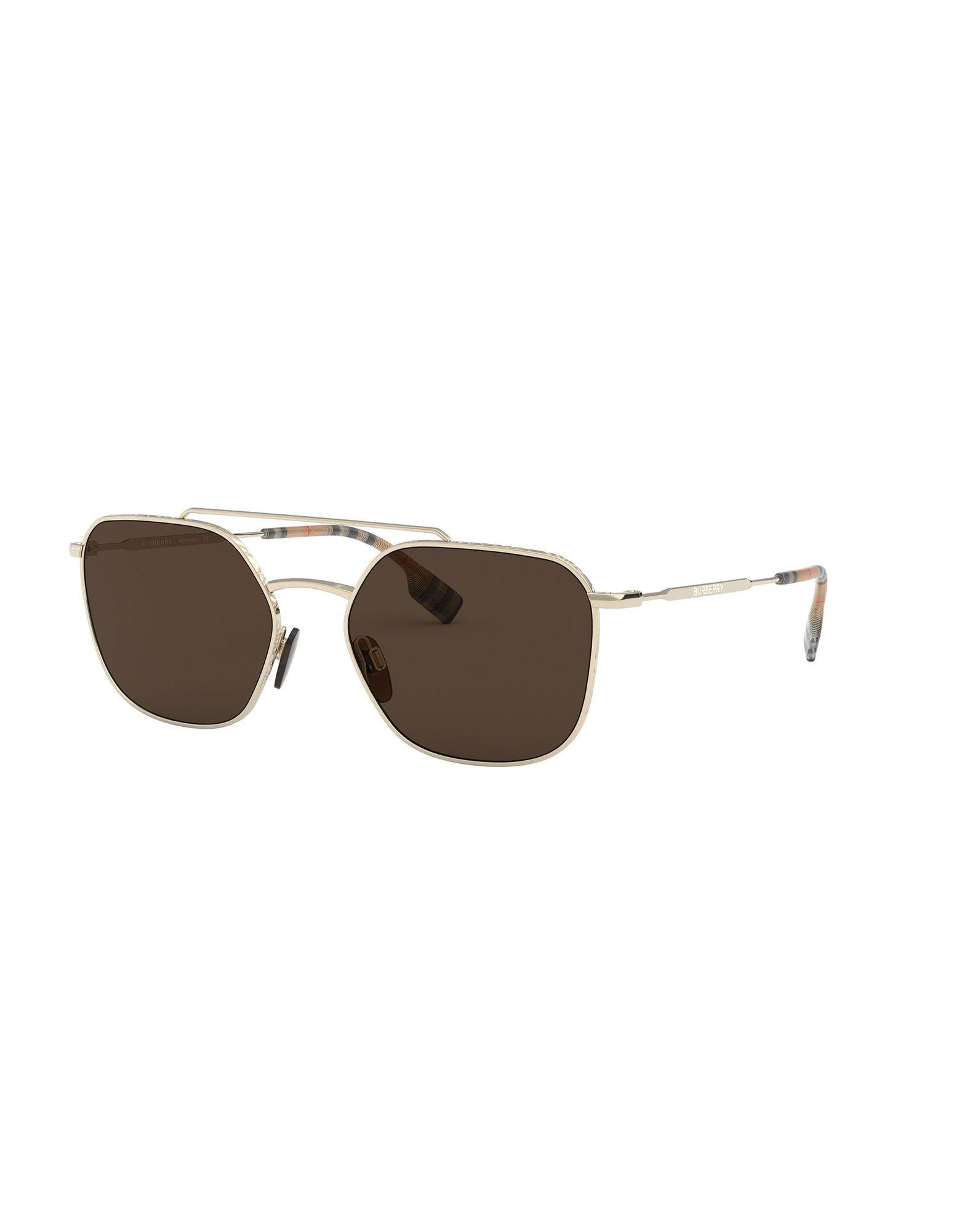 Фото - BURBERRY Солнечные очки 3d очки