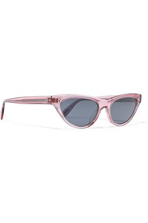 OLIVER PEOPLES Zasia cat-eye acetate sunglasses