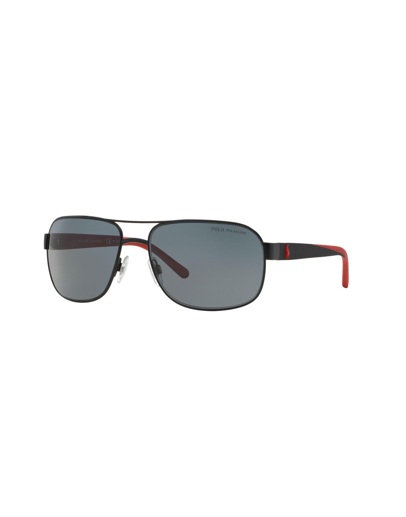 Polo Ralph Lauren Sunglasses In Black