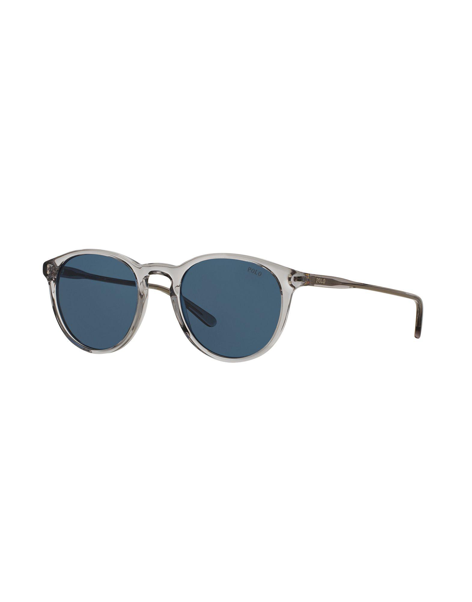 Polo Ralph Lauren Sunglasses In Transparent