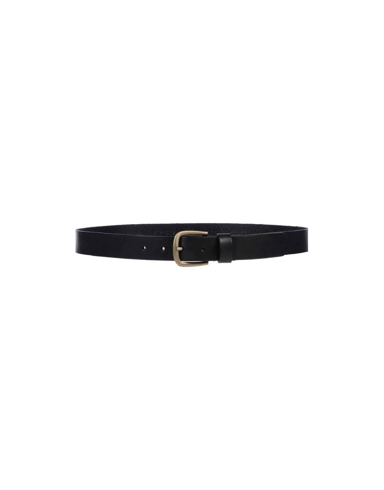 《期間限定 セール開催中》ROYAL REPUBLIQ メンズ ベルト ブラック 90 革