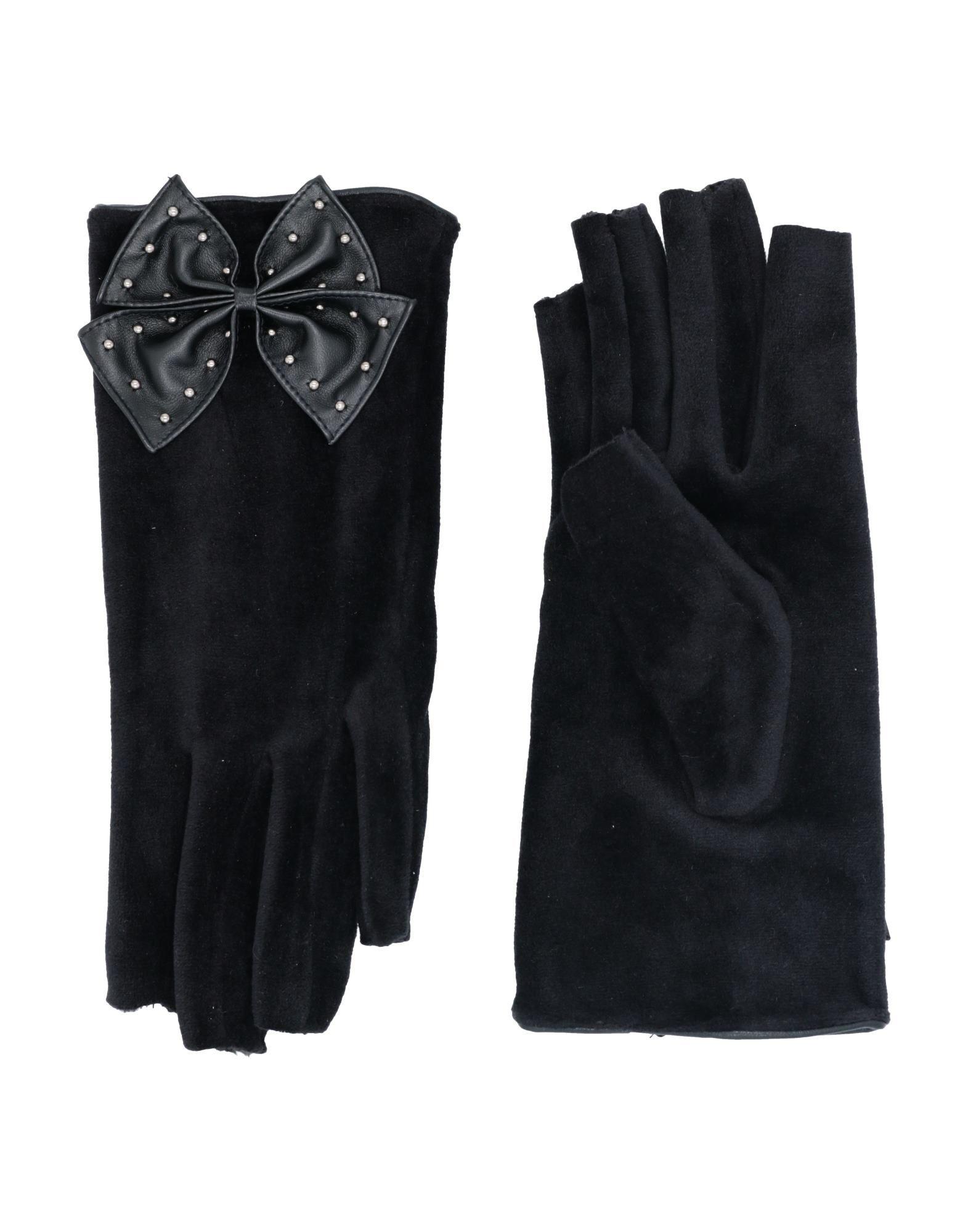 RENE' DERHY Перчатки кожаные перчатки на меху