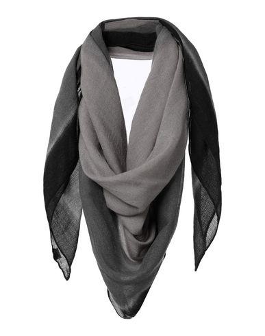 Фото - Женский платок DESTIN свинцово-серого цвета