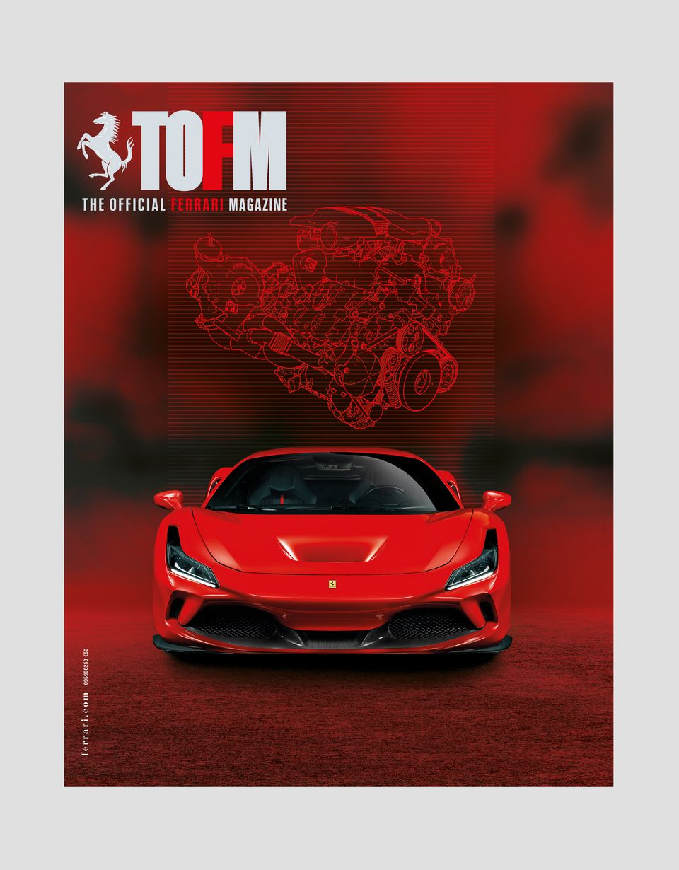 Scuderia Ferrari Online Store - The Official Ferrari Magazine, issue 42 - Books
