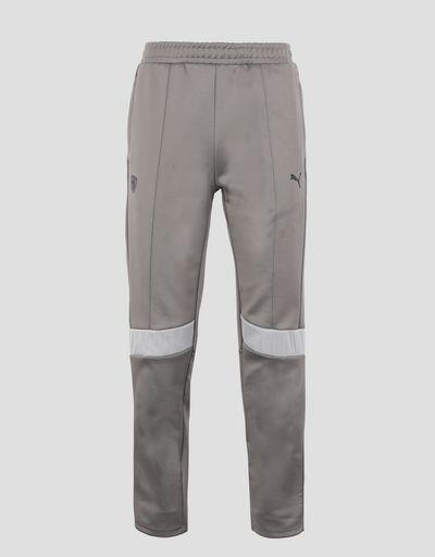 Scuderia Ferrari Online Store - Men's Scuderia Ferrari T7 track pants - Joggers