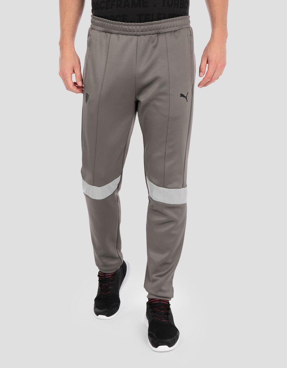 Scuderia Ferrari Online Store - Scuderia Ferrari T7 men's jogging trousers - Joggers