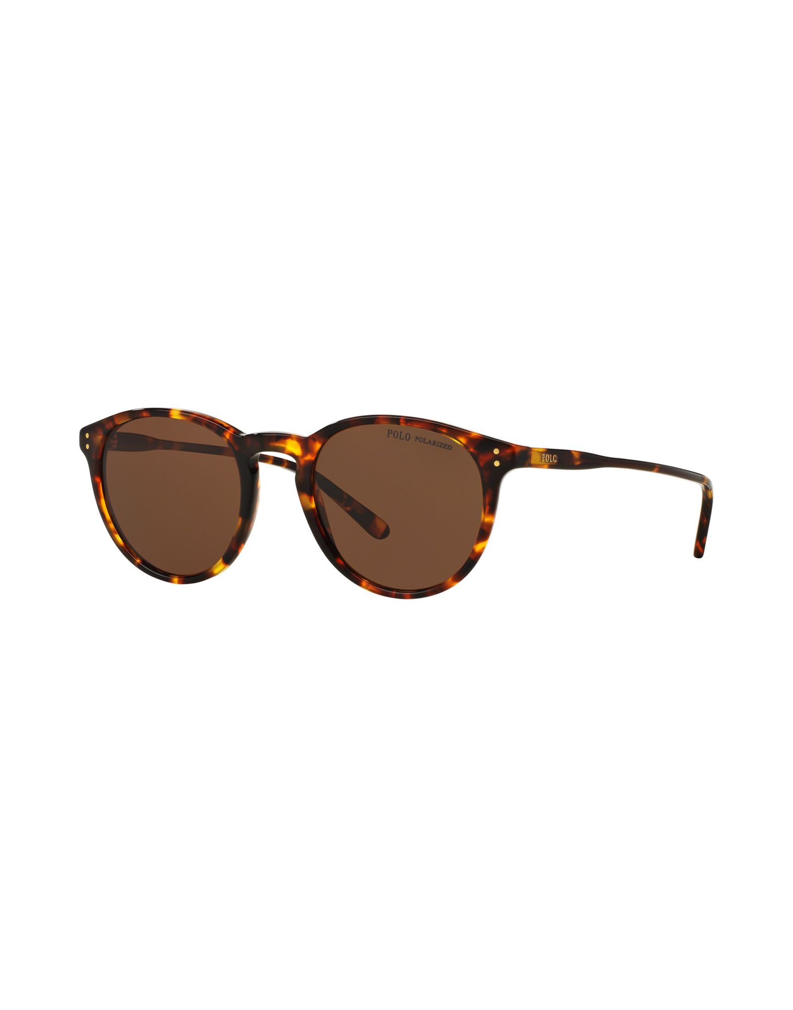 Polo Ralph Lauren Sunglasses In Dark Brown