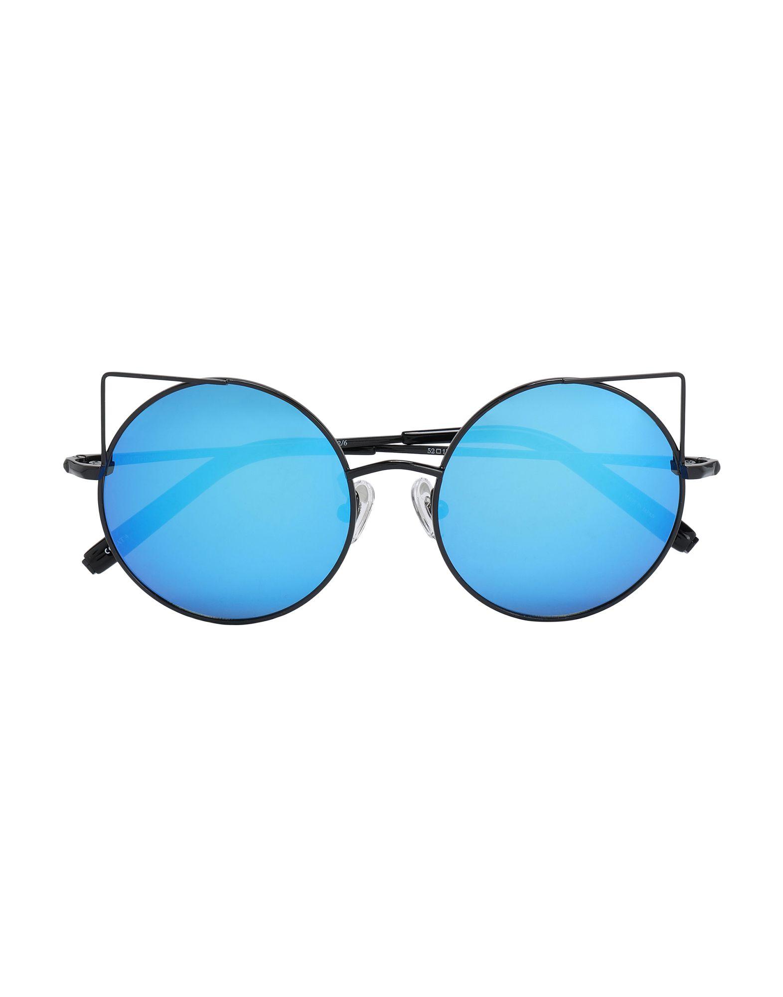 цена LINDA FARROW x MATTHEW WILLIAMSON Солнечные очки онлайн в 2017 году