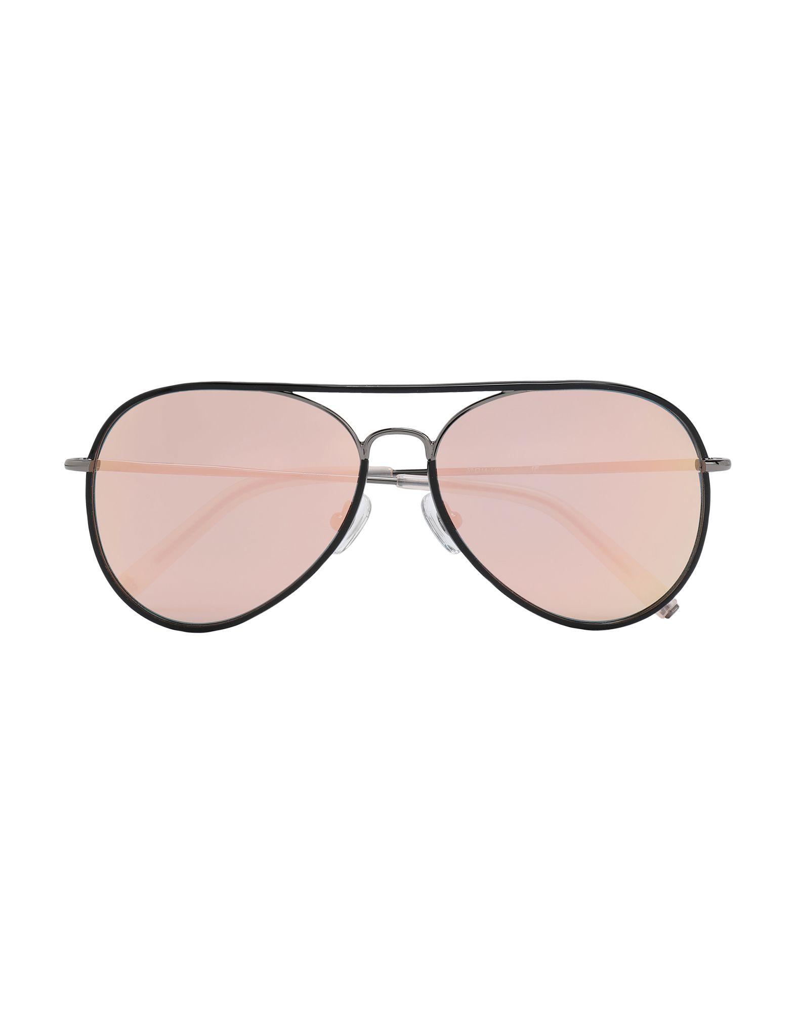 цена LINDA FARROW with MATTHEW WILLIAMSON Солнечные очки онлайн в 2017 году