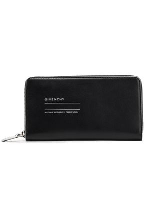 GIVENCHY Address leather continental wallet