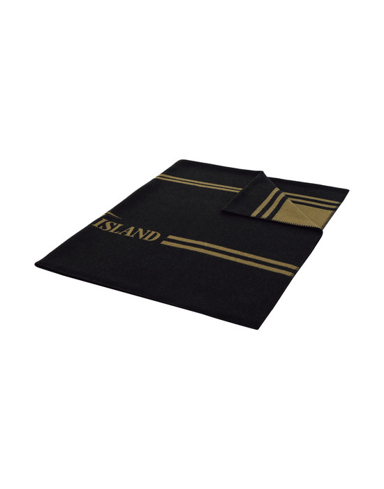 STONE ISLAND 毯子 93068 PANNO JACQUARD