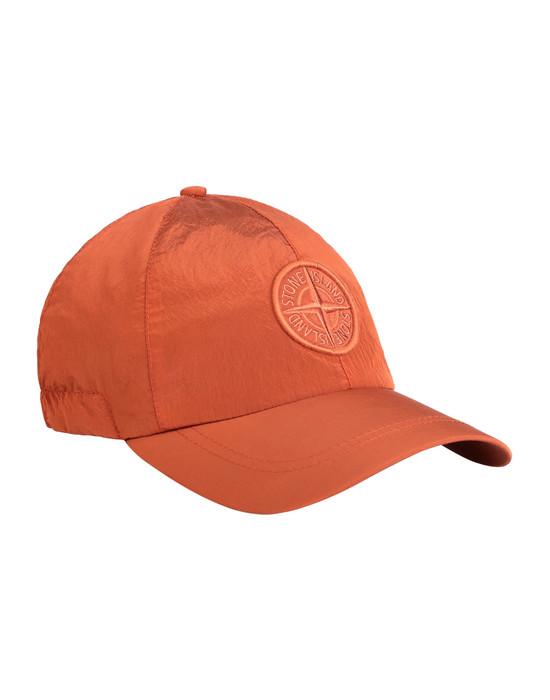 STONE ISLAND 帽子 99576 NYLON METAL