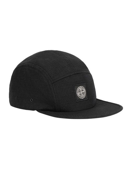 STONE ISLAND 99094 REFLECTIVE WEAVE RIPSTOP Cap Man
