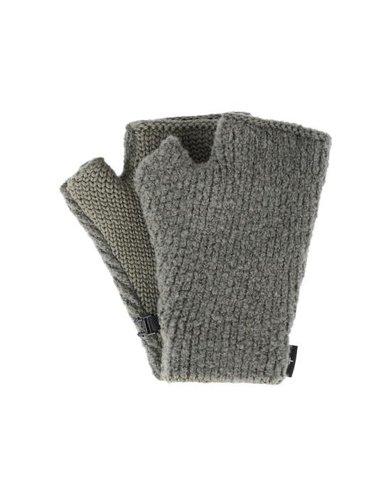 STONE ISLAND N04D5 Gloves Man