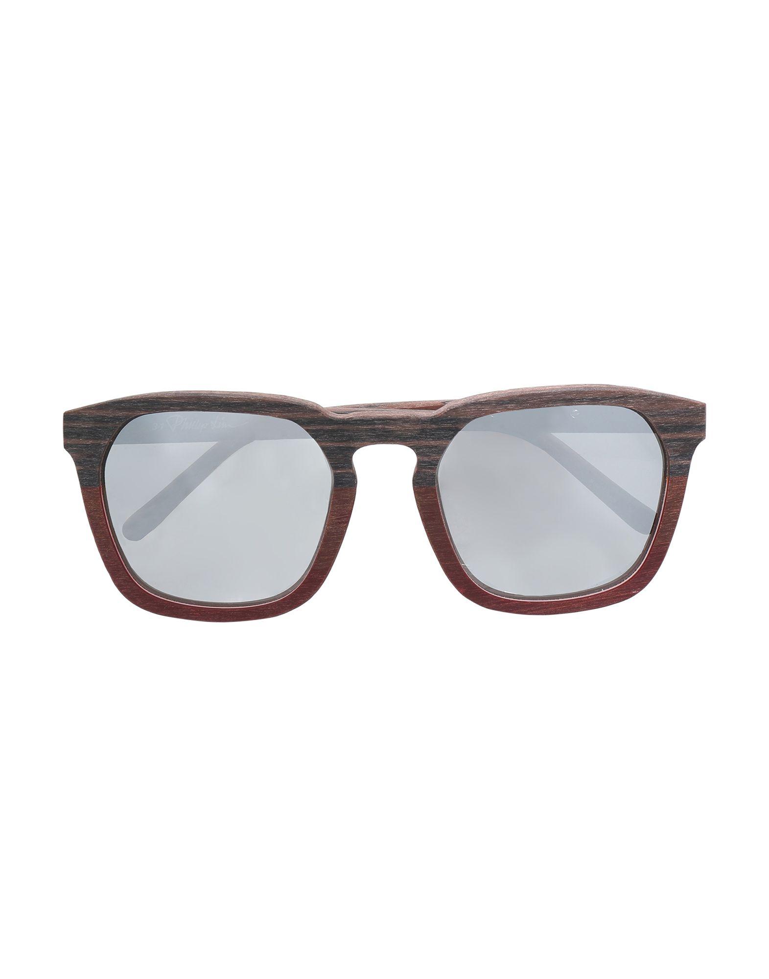 LINDA FARROW x 3.1 PHILLIP LIM Солнечные очки