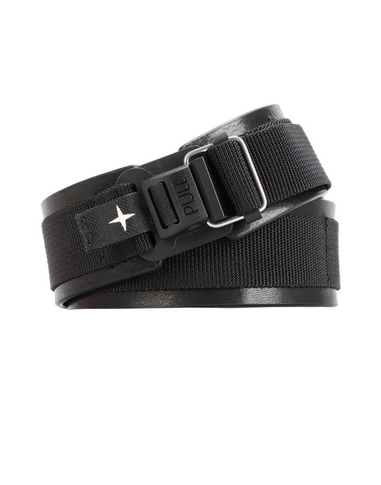 STONE ISLAND 94762 Belt Man Black