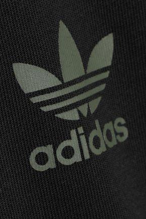 ADIDAS ORIGINALS Printed cotton-jersey T-shirt