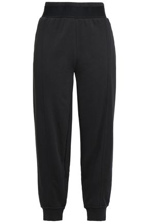 ADIDAS BY STELLA MCCARTNEY | Adidas By Stella Mccartney French Cotton-Blend Terry Track Pants | Goxip