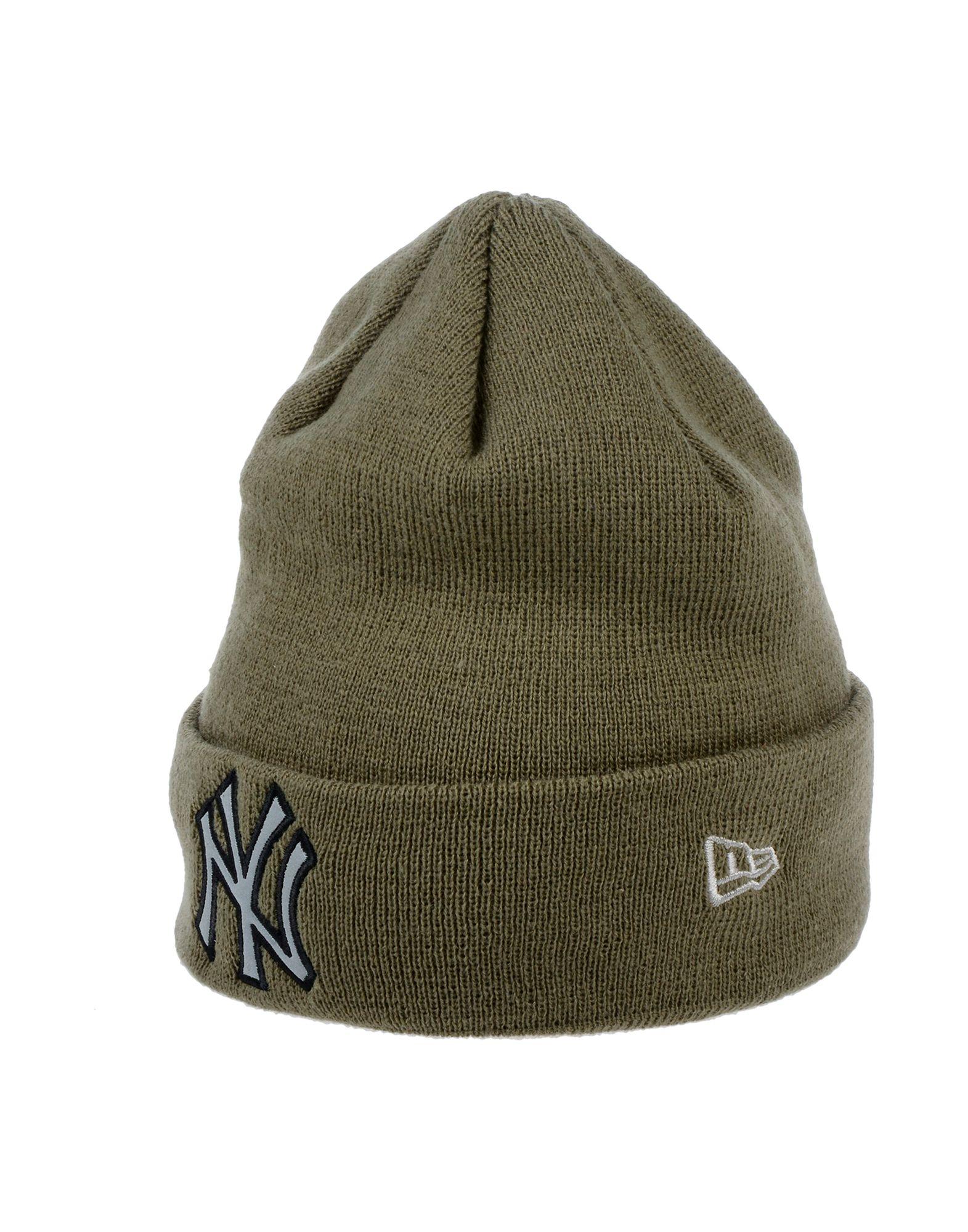 《期間限定 セール開催中》NEW ERA メンズ 帽子 ミリタリーグリーン one size アクリル 100%