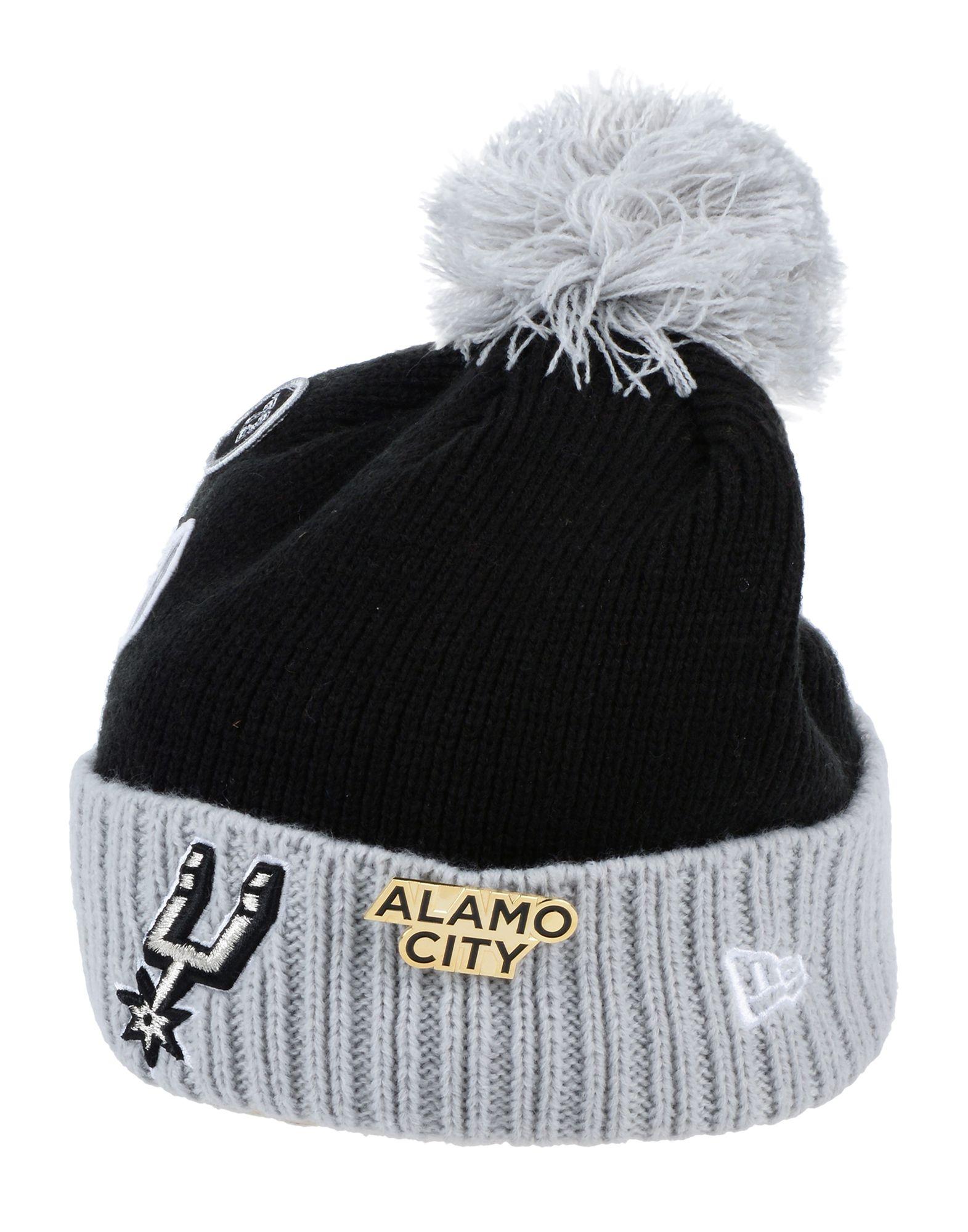 《期間限定 セール開催中》NEW ERA メンズ 帽子 ブラック one size アクリル 100%