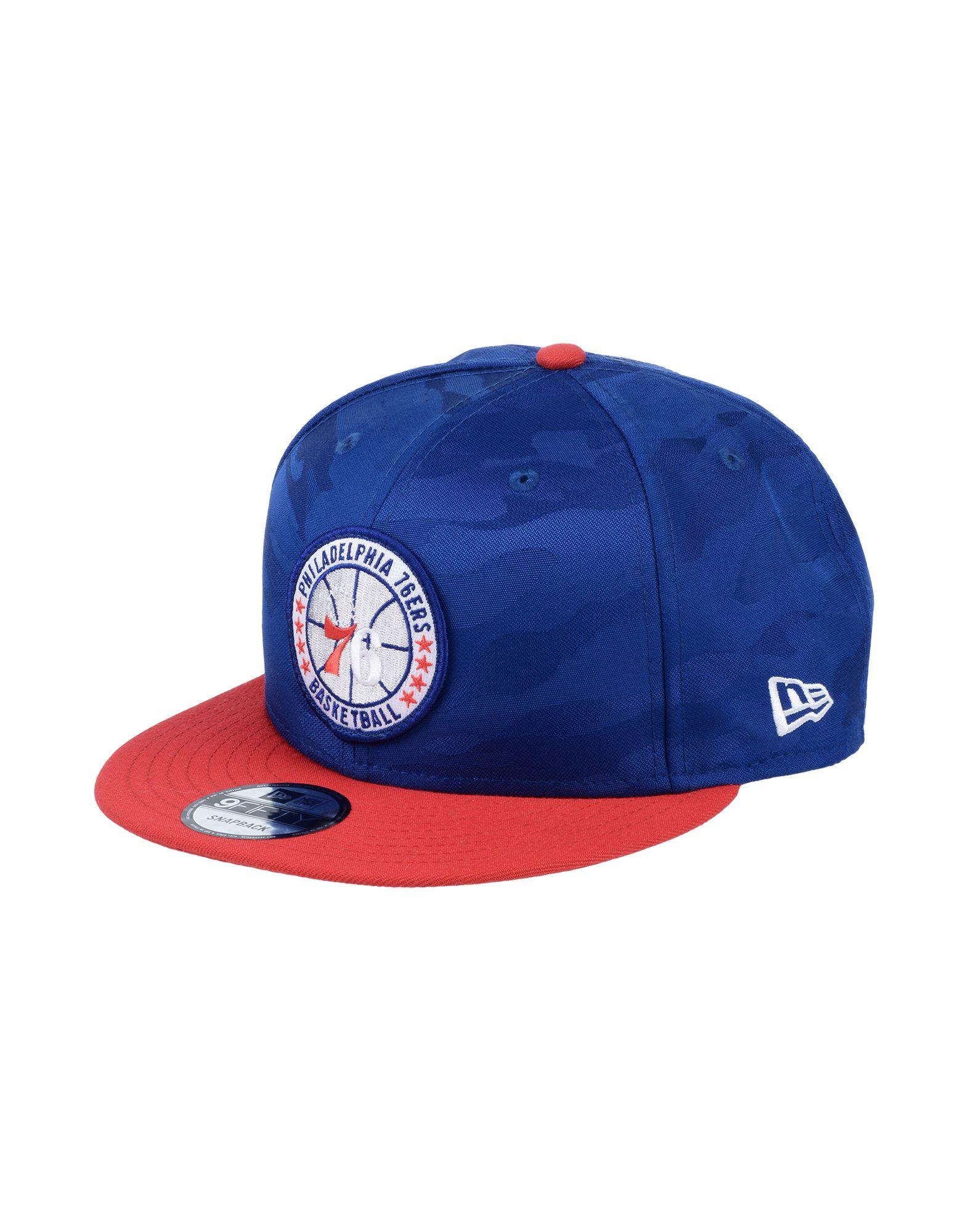 《期間限定 セール開催中》NEW ERA メンズ 帽子 ブライトブルー one size ポリエステル 100%