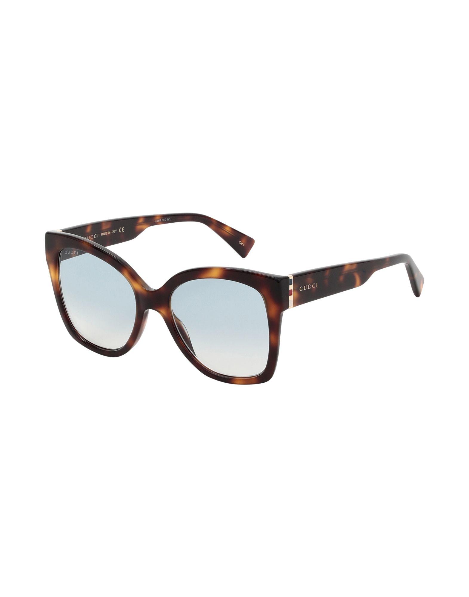 GUCCI Солнечные очки очки солнцезащитные gucci gucci gu641dwzas57