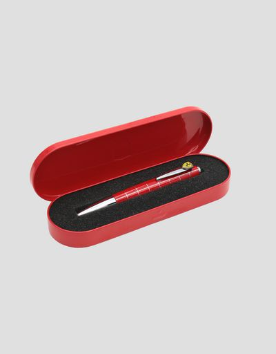 Scuderia Ferrari Online Store - Red Silverstone ballpoint pen -
