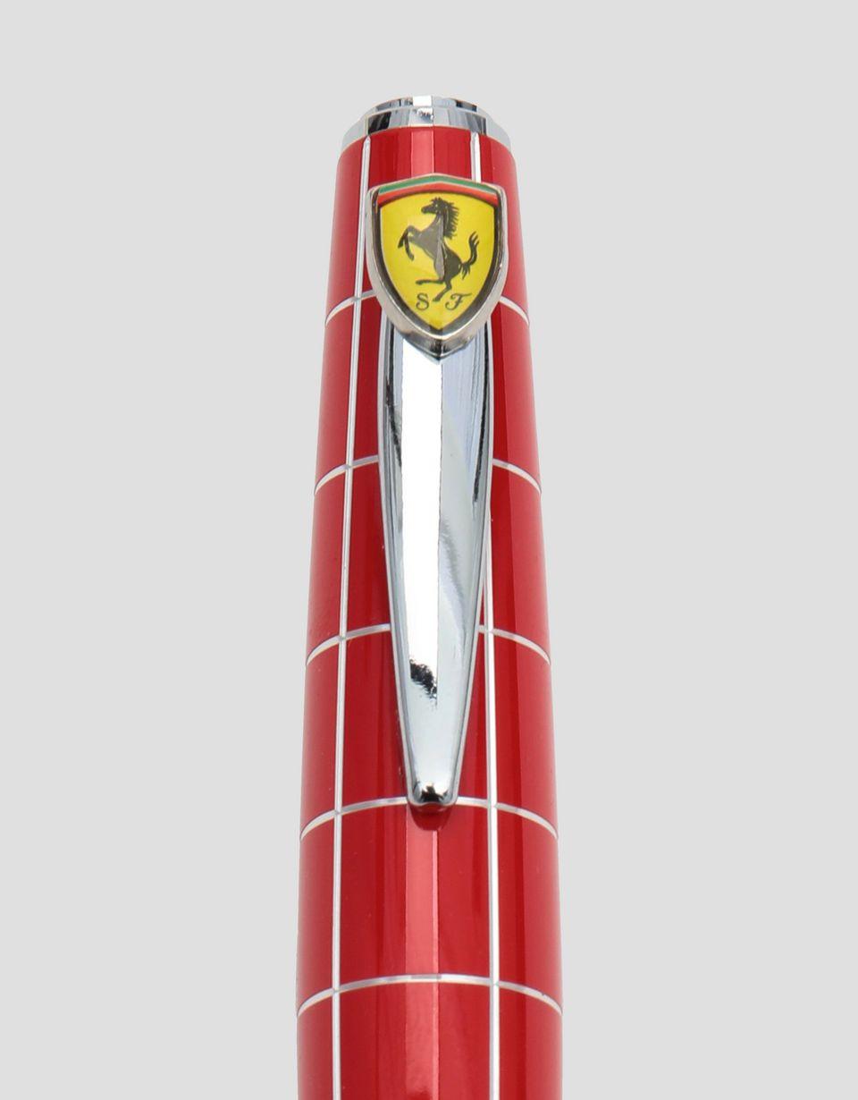 Scuderia Ferrari Online Store - Red Silverstone ballpoint pen - Ballpoint Pens
