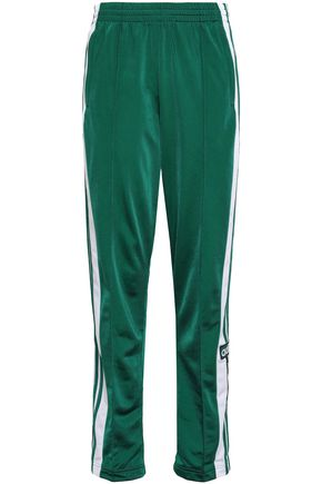 ADIDAS ORIGINALS | Adidas Originals Striped Jersey Track Pants | Goxip