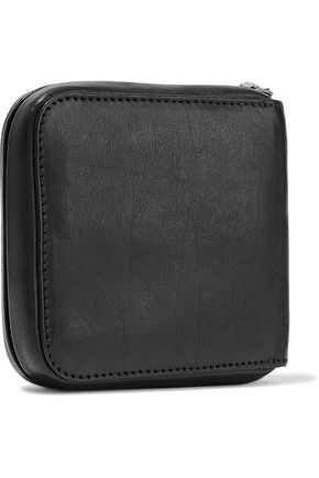 ANN DEMEULEMEESTER Leather wallet