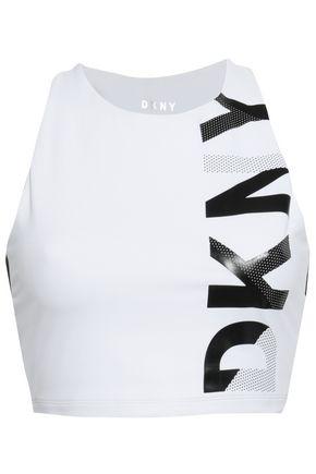 DKNY ストレッチ スポーツブラ
