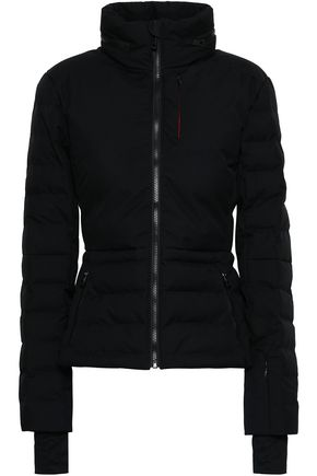 ERIN SNOW Quilted shell down jacket