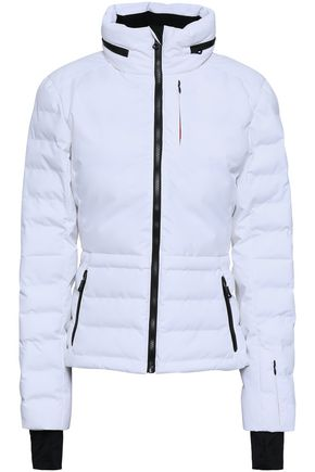 ERIN SNOW Quilted shell down coat
