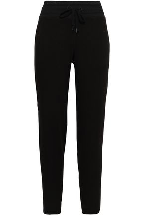 DKNY French terry track pants