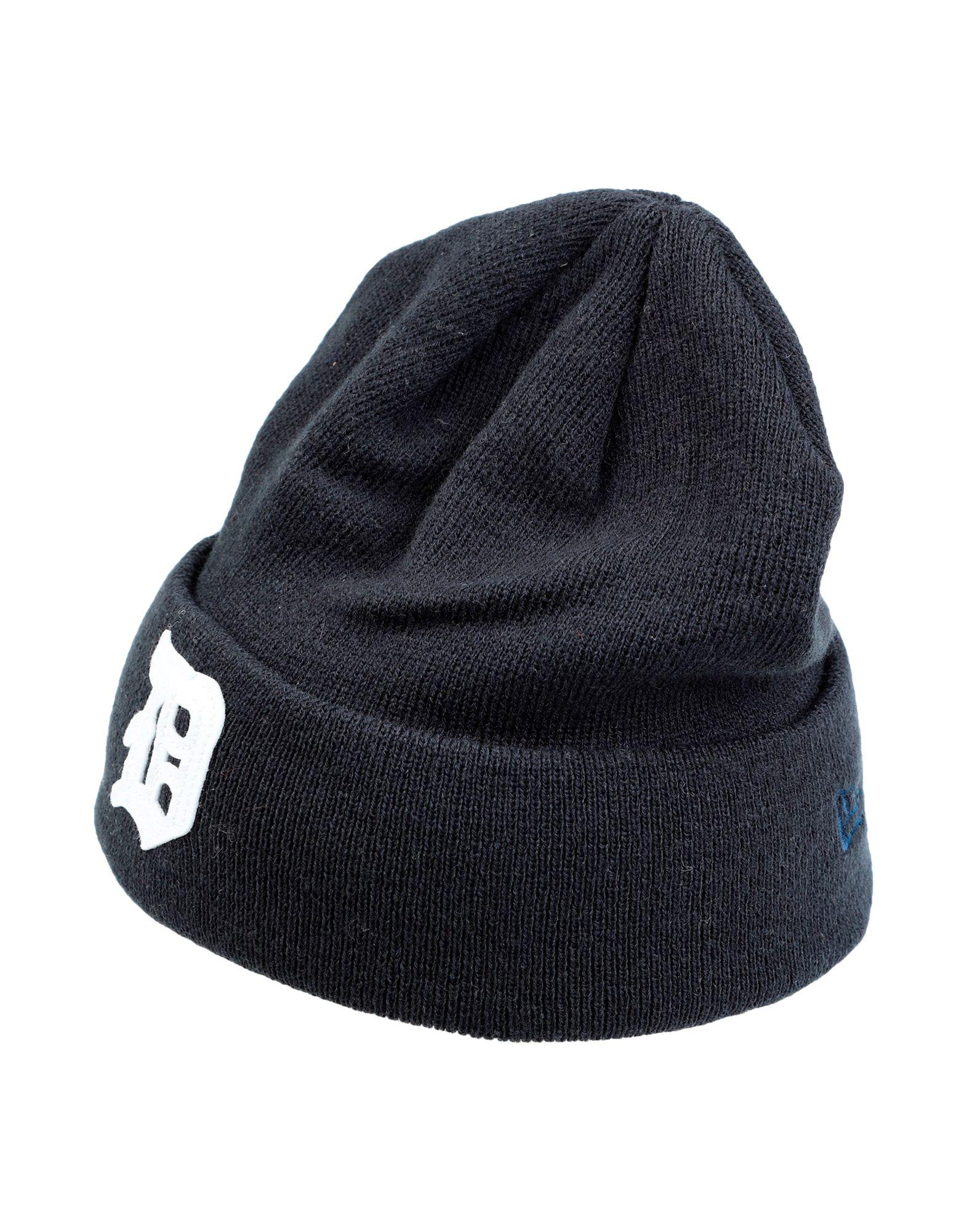 《期間限定 セール開催中》NEW ERA メンズ 帽子 ダークブルー one size アクリル 100%