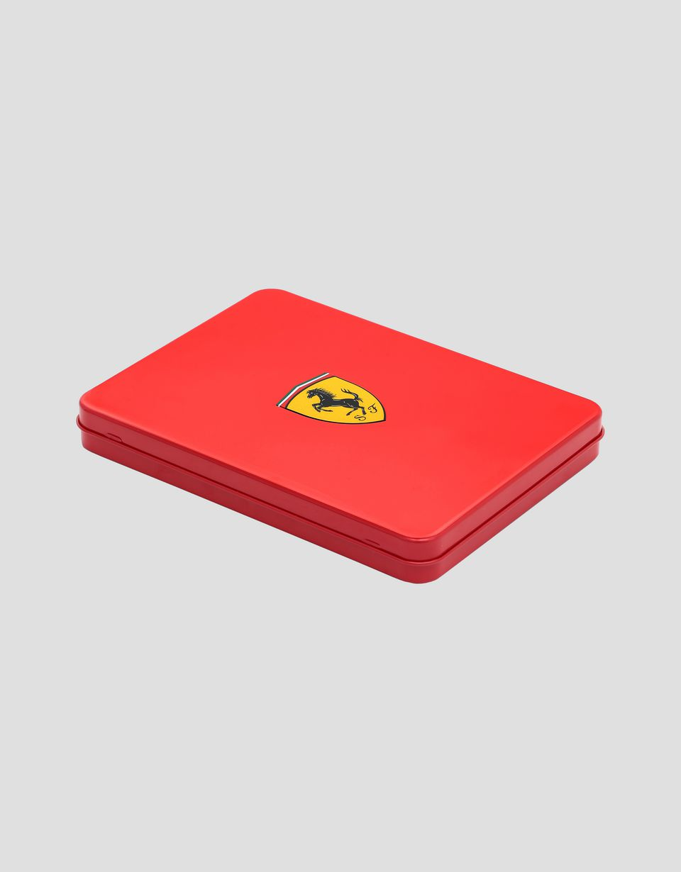 Scuderia Ferrari Online Store - Maranello pen and keyring set - Office Stationery