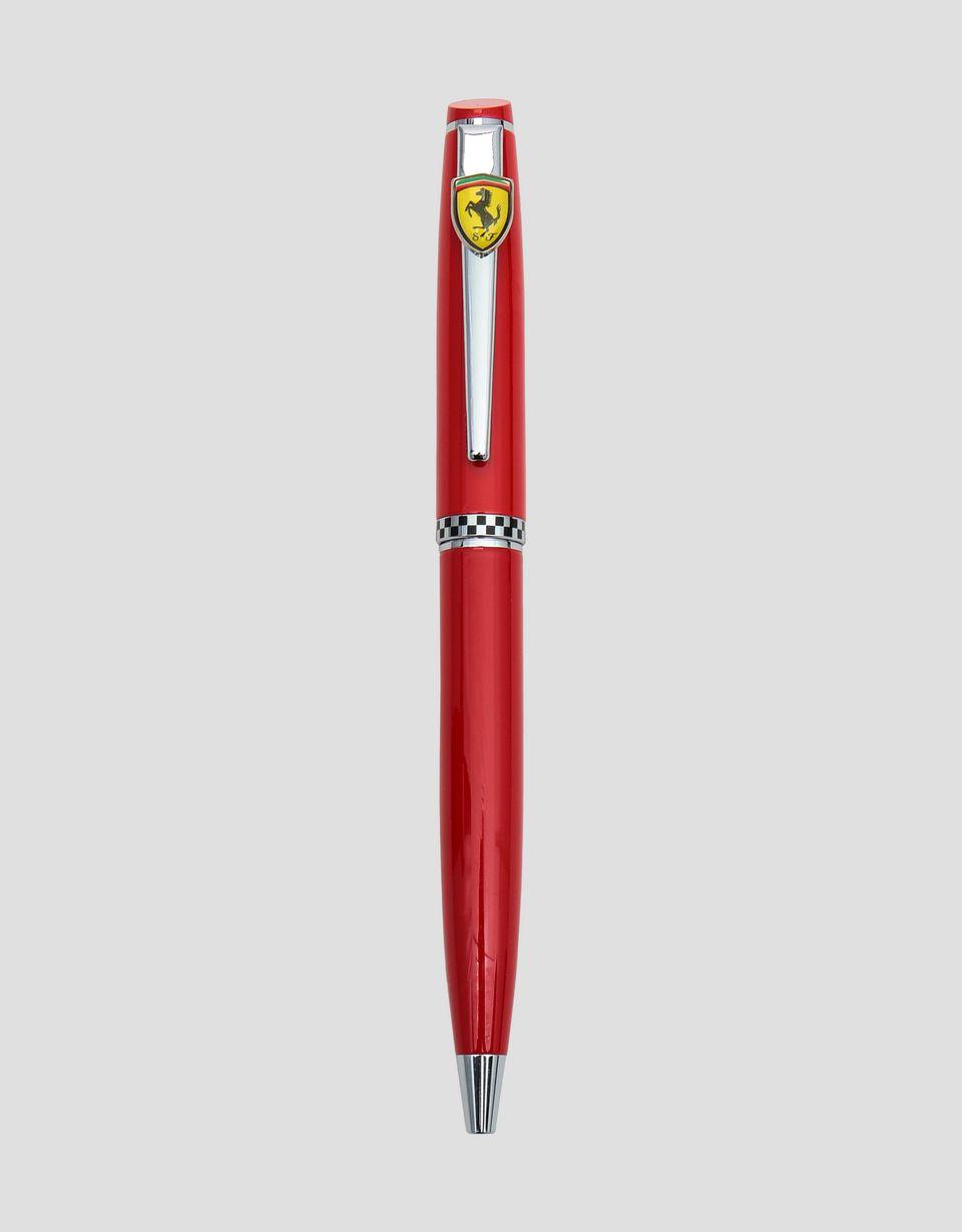 Scuderia Ferrari Online Store - Red Monaco ballpoint pen - Ballpoint Pens