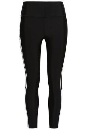 P.E NATION Paneled stretch leggings