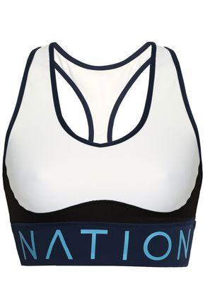 P.E NATION Cutout stretch sports bra