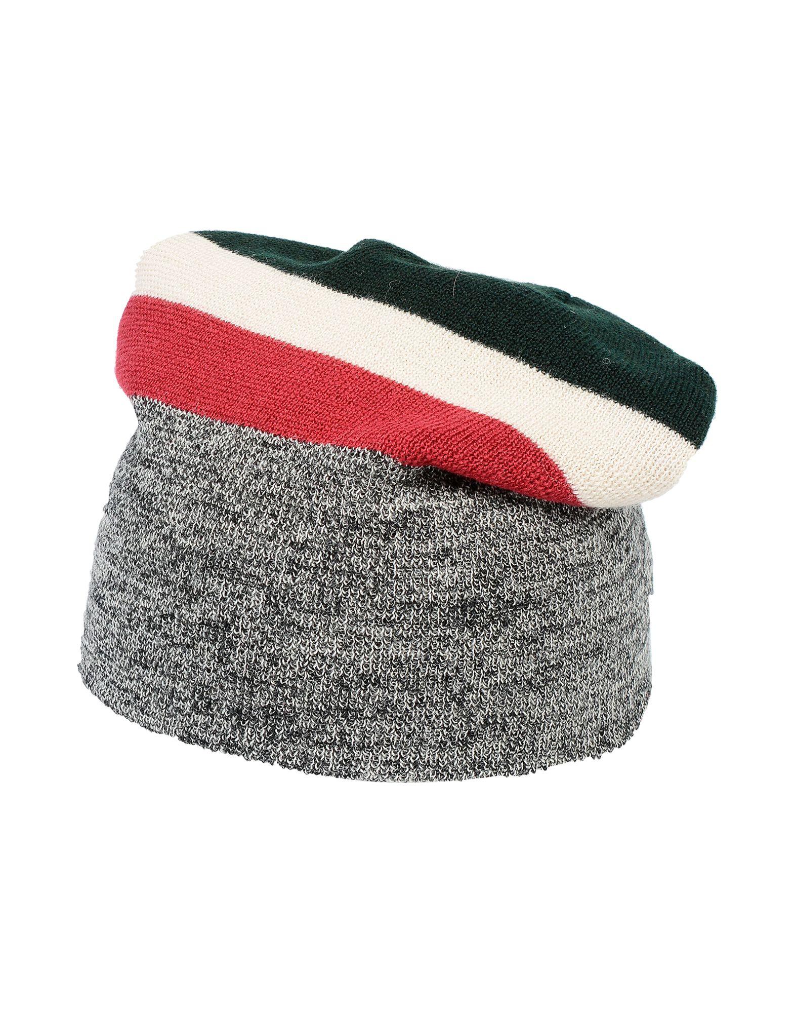 《期間限定セール中》ISABEL MARANT? TOILE メンズ 帽子 ダークグリーン one size ウール 100%
