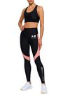 P.E NATION Printed two-tone stretch leggings