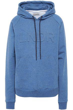 LNDR 混紡 フレンチパイル地 スウェットシャツ