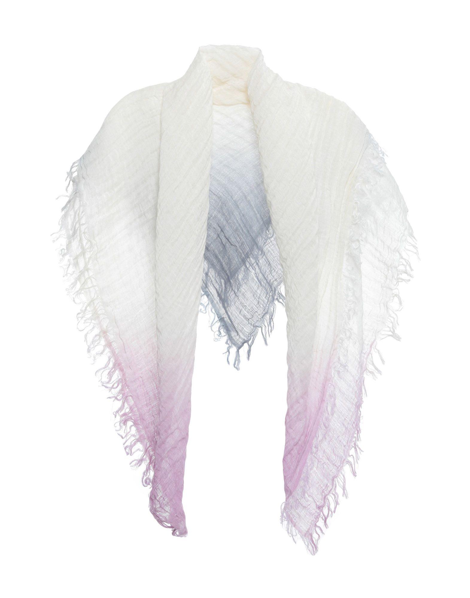MALO Шаль павловопосадская шерстяная шаль с шелковой бахромой волшебный узор 148х148 см