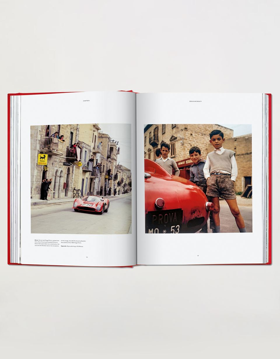 Scuderia Ferrari Online Store - Limited Edition Ferrari Collector's Edition book - Books