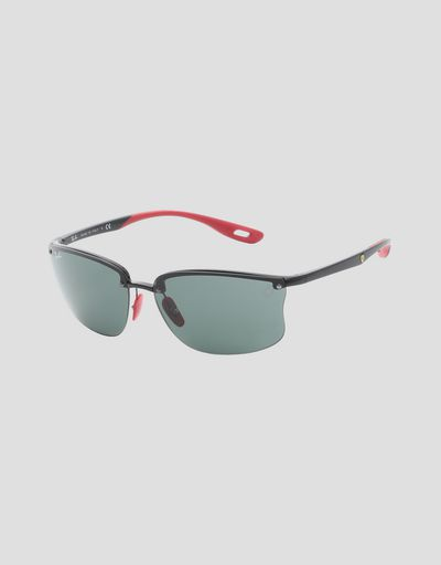 Ray-Ban for Scuderia Ferrari red 0RB4322M