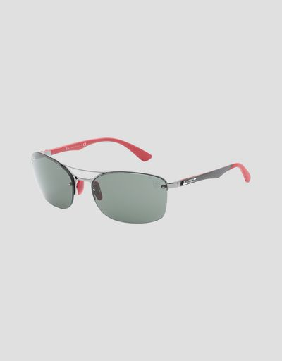 Ray-Ban for Scuderia Ferrari gold 0RB3617M