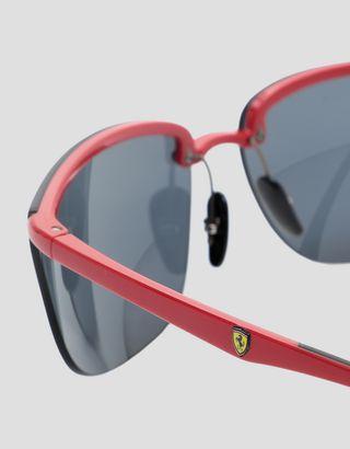 Scuderia Ferrari Online Store - Ray-Ban para Scuderia Ferrari 0RB4322M - Gafas de sol