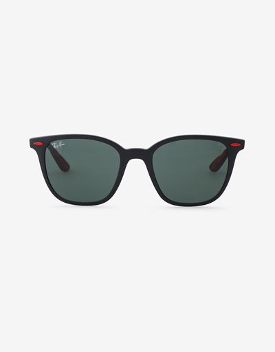 Ray-Ban for Scuderia Ferrari matte blue 0RB4297M