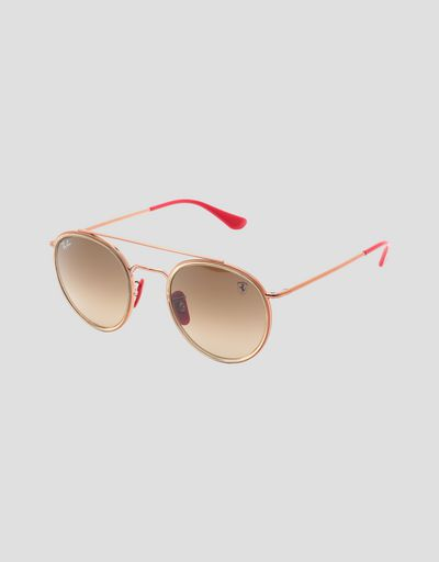 Ray-Ban for Scuderia Ferrari gold 0RB3647M