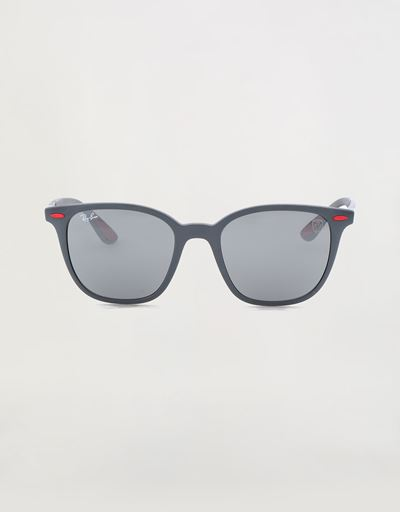 Ray-Ban for Scuderia Ferrari matte grey 0RB4297M